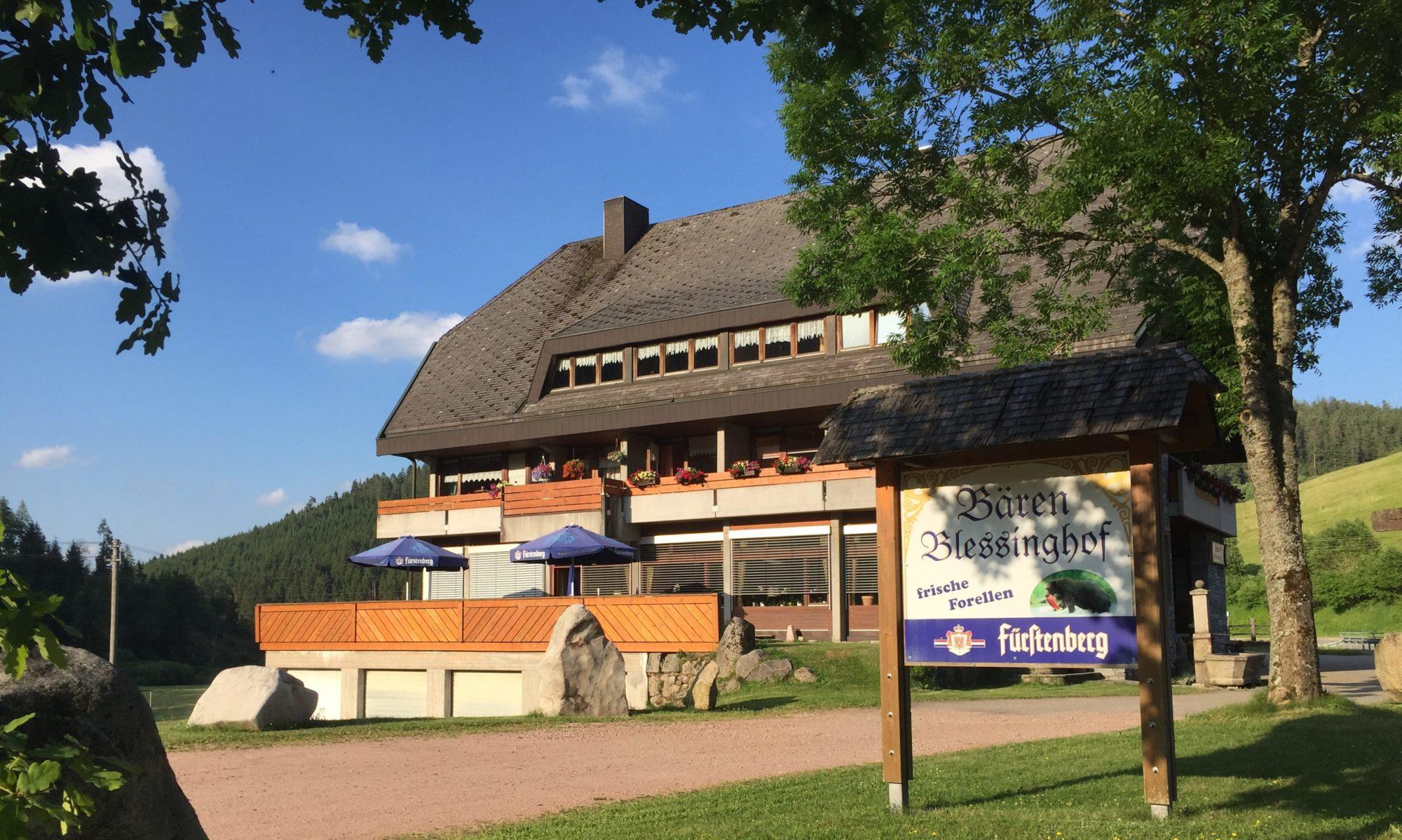 Gasthaus Bären-Blessinghof